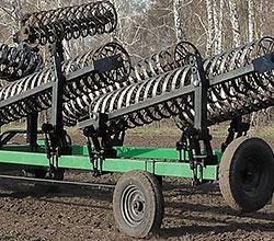 Как сделать катки для прикатывания посевов