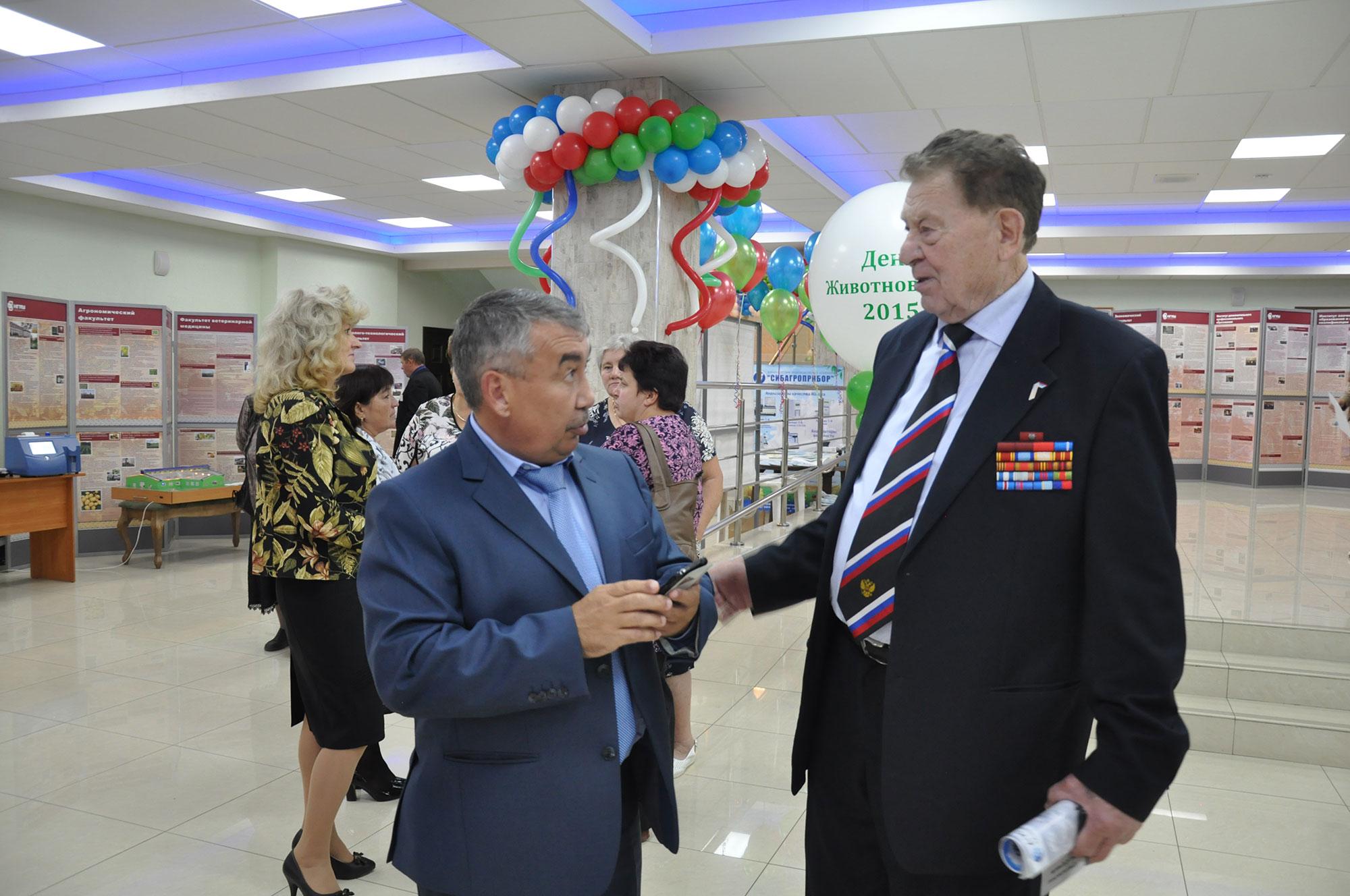 День животноводов Новосибирской области 2015