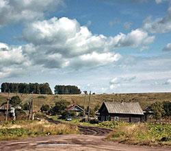 жизнь в селе
