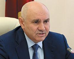 Джамбулат Хатуов, первый заместитель министра сельского хозяйства РФ