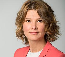 Оксана Лут, заместитель министра сельского хозяйства РФ